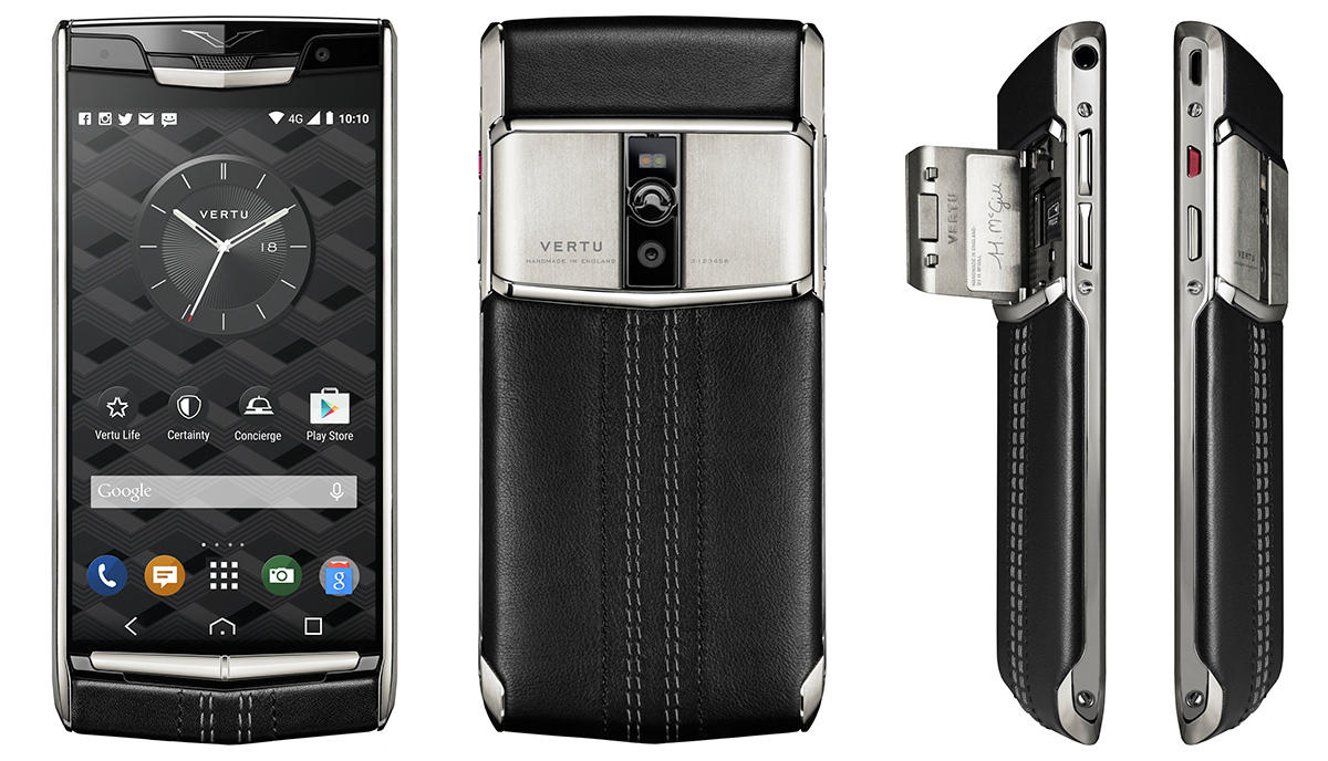 Vertu New Signature