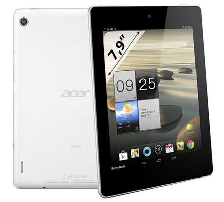 ремонт Acer Iconia Tab A1-811