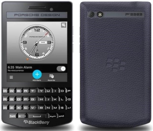 Ремонт Blackberry P9983