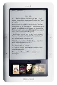 Barnes Noble Nook