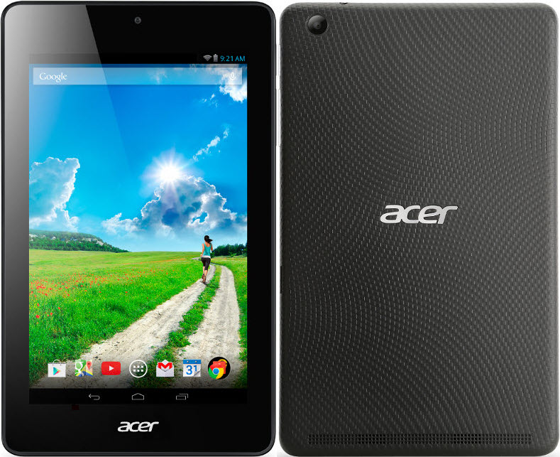 ремонт Acer Iconia One B1-730HD