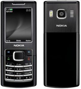 Ремонт Nokia 6500 classic