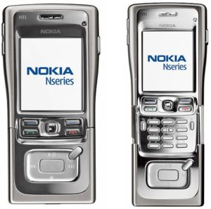 Ремонт Nokia N91